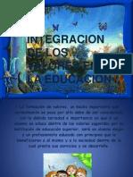 La Integracion de Los Valores en La Educacion Actual en Mexico