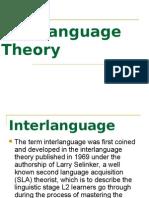 Inter-language Theory蔡