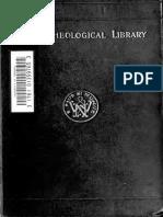 The Scientific Study of the Old Testament (1910) Kittel, Rudolf, 1853-1929