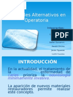 CAA 509 - Materiales Alternativos en Operatoria Dental FINAL