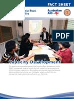 PRMF Factsheet 4 Capacity Development 2012 Aprill