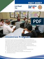 PRMF Factsheet 5 Incentives 2012 February