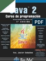 Ceballos: Java 2 - Curso de Programación 4Ed