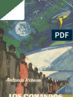Ribera, Antonio - Los Comandos de La Humanidad