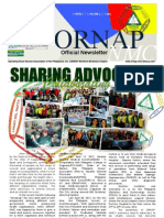 ORNAP-NMC Newsletter (Vol. II Issue 2) - 2012