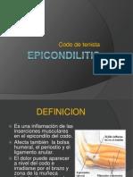 EPICONDILITIS