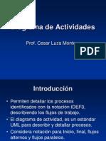 Diagrama de Actividades