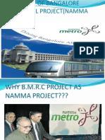 16471683 Bangalore Metro Rail Project