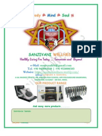 Sanjivani Wellness Catalog