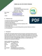 Alamat Konsultan AMDAL dan UKL UPL Di Kota Tarakan