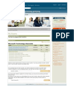 98-361 Software Development Fundamentals (C#)