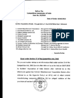 Case No 29 of 2010 Main Order