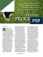 RT Vol. 6, No. 3 Fertile progress