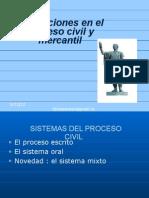 capacitacion del nuevo codigo procesal civil y mercantil salvadoreño
