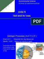 soil Conversation