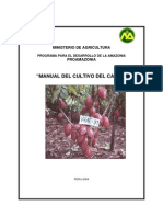 Cacao Manual Cultivo