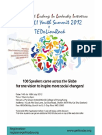 GEILI Summit x TEDxLionRock