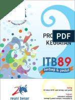 Proposal Reuni ITB 89