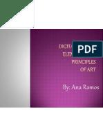 Digital Camera Elements and Principles of Art 2