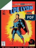 CPE Lyon Plaquette 2012-2013