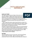 Efectul Razelor Gama Asupra Anemonelor (2)