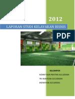 Study Kelayakan Bisnis Lapangan Futsal