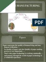 Paper Manufacturing
