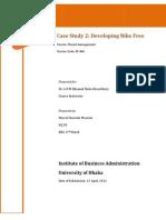 Nike Online-Case Solution