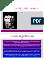 Síndrome Psicopático Basico