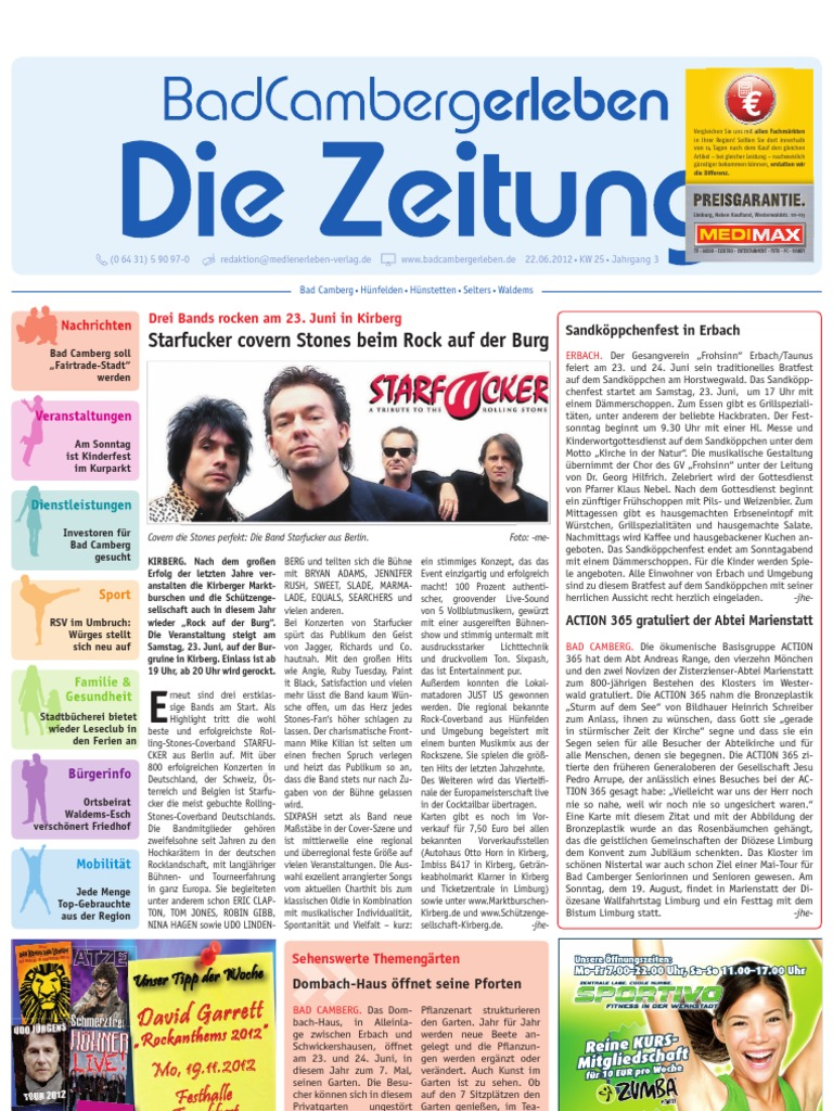 Bad Camberg   PDF