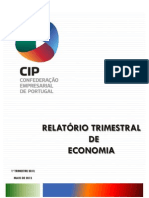 Relatório Trimestral de Economia _Maio 2012