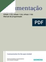 Siemens Manual HP 1120 1150 1190