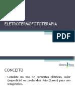 ELETROTERMOFOTOTERAPIA 2