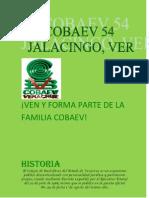 Ven y Forma Parte de La Familia Cobaev