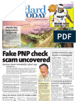 Manila Standard Today - June 23, 2012 Issue