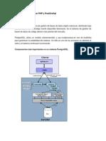 Justificacion de Utilizar PHP y PostGres