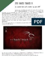 Manual Back Track 5 Usando Gerix Cracker