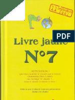 Le Livre jaune N°7  complet