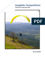 Paraglider Competitions