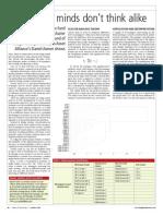 Asset Alliance Cluster Analysis