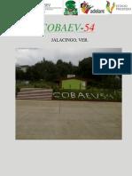 COBAEV-54 JALACINGO