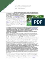 Qué es el Software de Gestión Ambiental