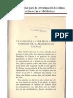 Moreno, Mariano. Vejámenes Inferidos a los Patricios por el Presidente de Charcas, Gazeta de Buenos Aires, 6 de septiembre, 1810