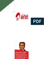Airtel- Swot Analysis