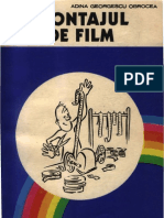 Montajul de Film - Aurel Masca