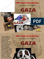 100% Made By Israhell Inch ( GAZA )