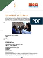 J2016 Ficha 10 - Una apuesta, un proyecto