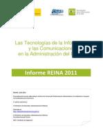 Informe Reina 2011