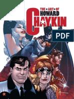 Art Of Howard Chaykin Hardcover Preview