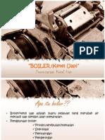 Boiler (Ketel Uap)